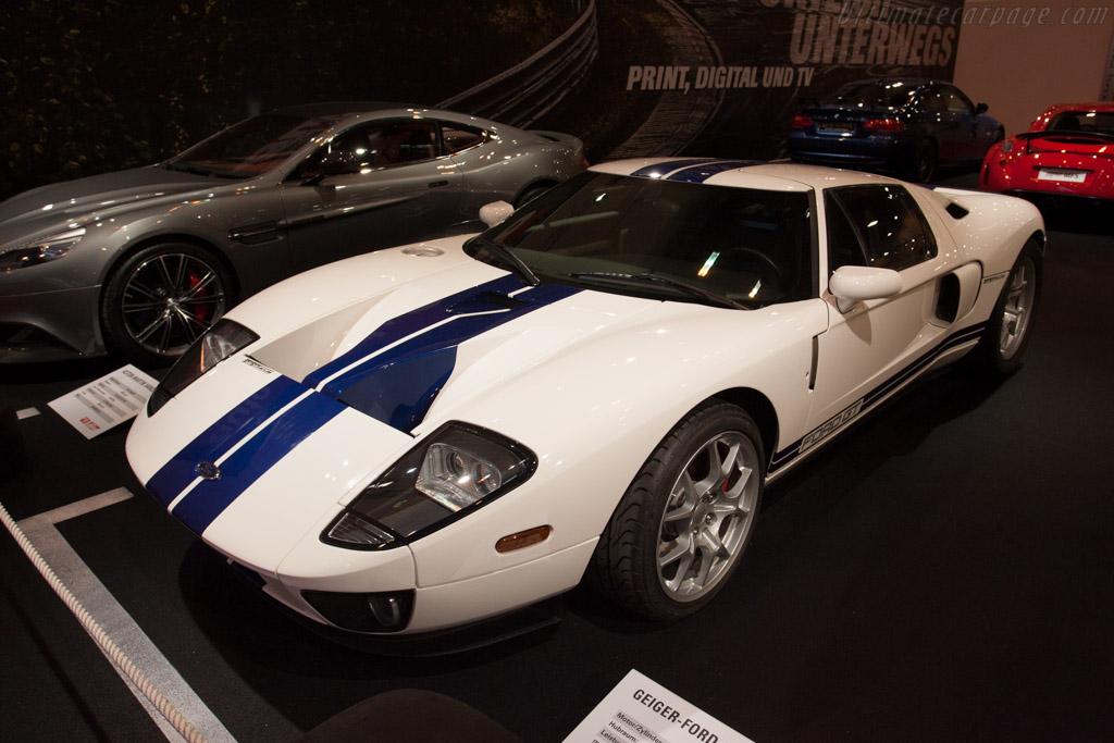 Ford GT    - 2012 Essen Motor Show