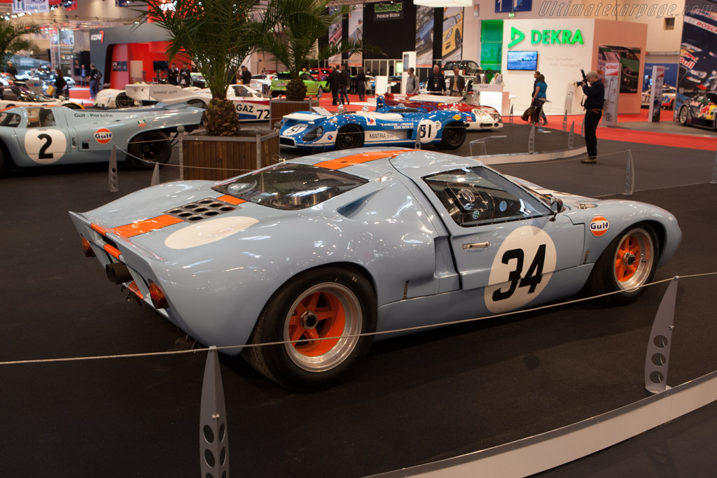 Ford GT40 - Chassis: GT40P/1084   - 2012 Essen Motor Show