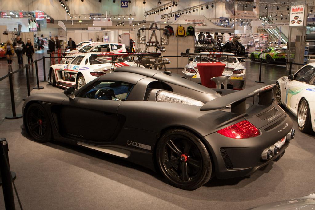 Gemballa Mirage GT   - 2012 Essen Motor Show