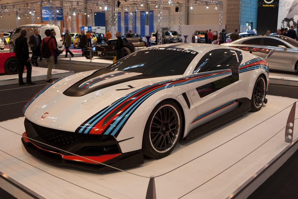 Italdesign Brivido    - 2012 Essen Motor Show