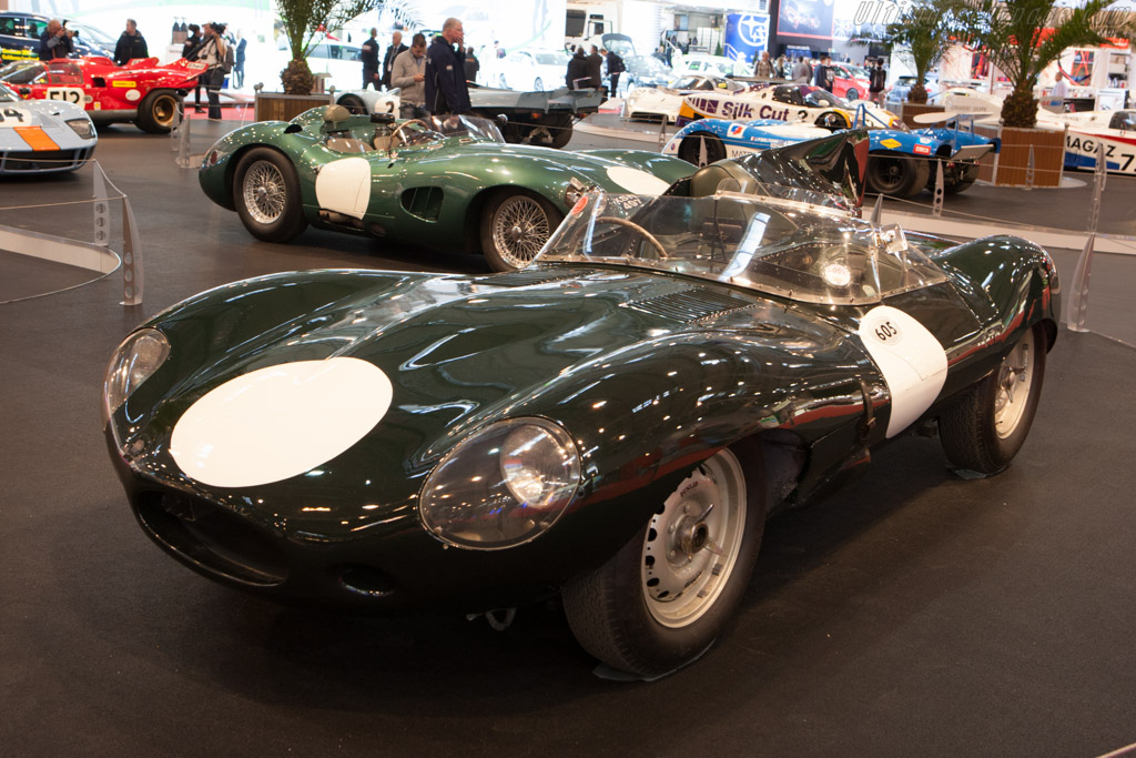 Jaguar D-Type - Chassis: XKD 605   - 2012 Essen Motor Show