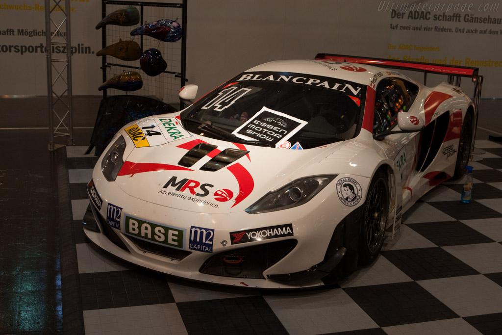 McLaren MP4-12C GT3    - 2012 Essen Motor Show