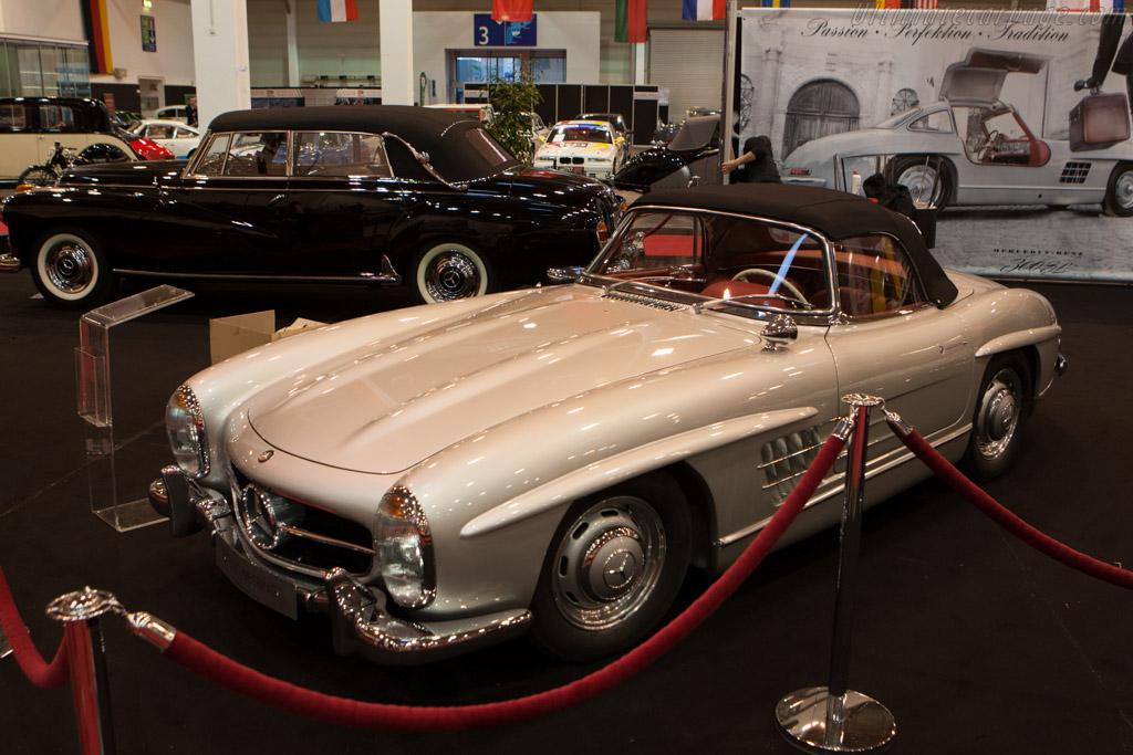 Mercedes-Benz 300 SL Roadster    - 2012 Essen Motor Show