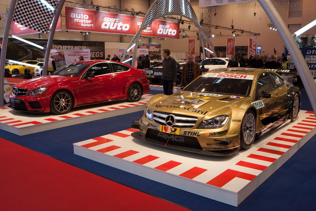Mercedes-Benz C-Class DTM    - 2012 Essen Motor Show
