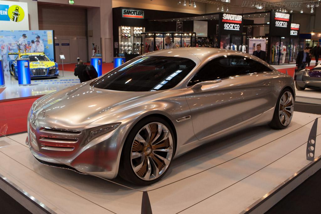 Mercedes-Benz F125! Concept    - 2012 Essen Motor Show