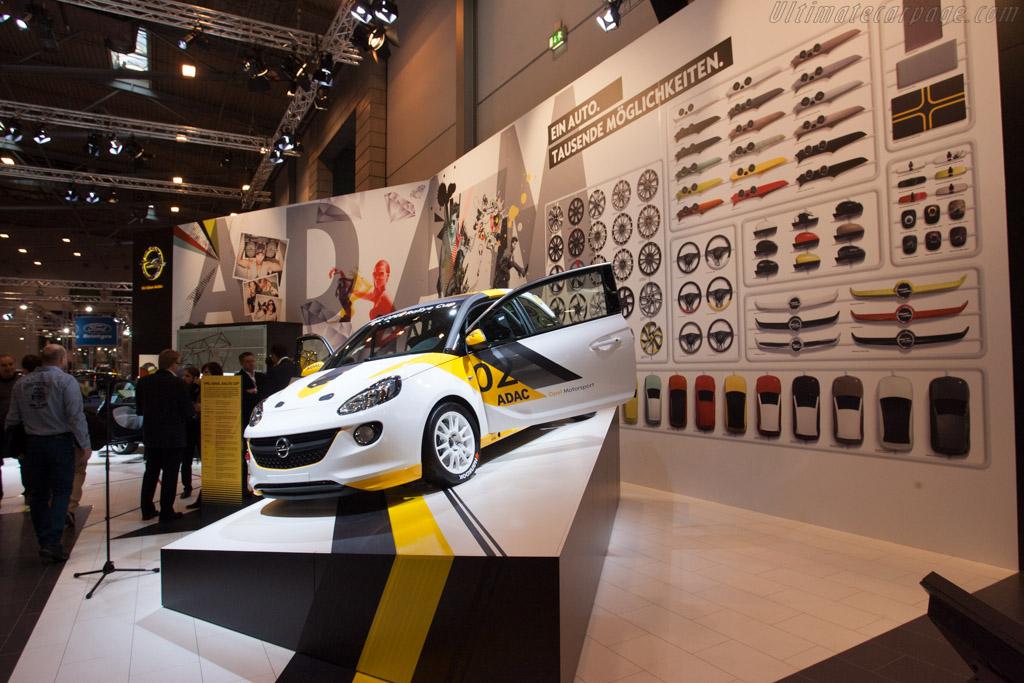 Opel Adam Cup    - 2012 Essen Motor Show