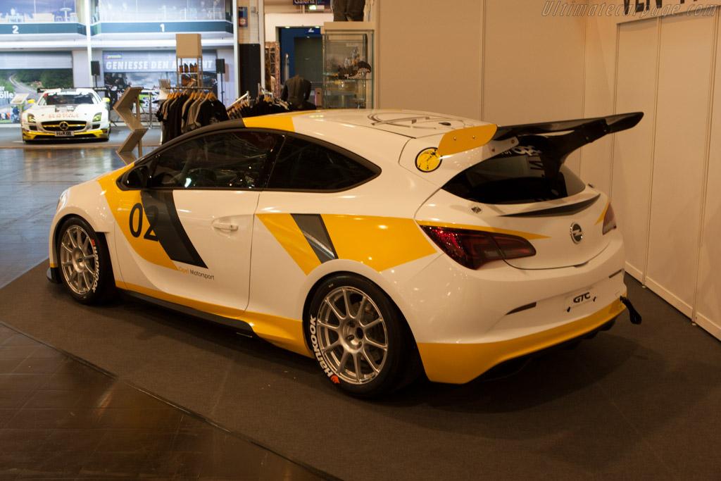 Opel Astra OPC Cup    - 2012 Essen Motor Show