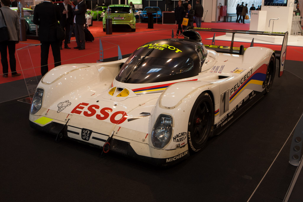 Peugeot 905 - Chassis: EV17   - 2012 Essen Motor Show