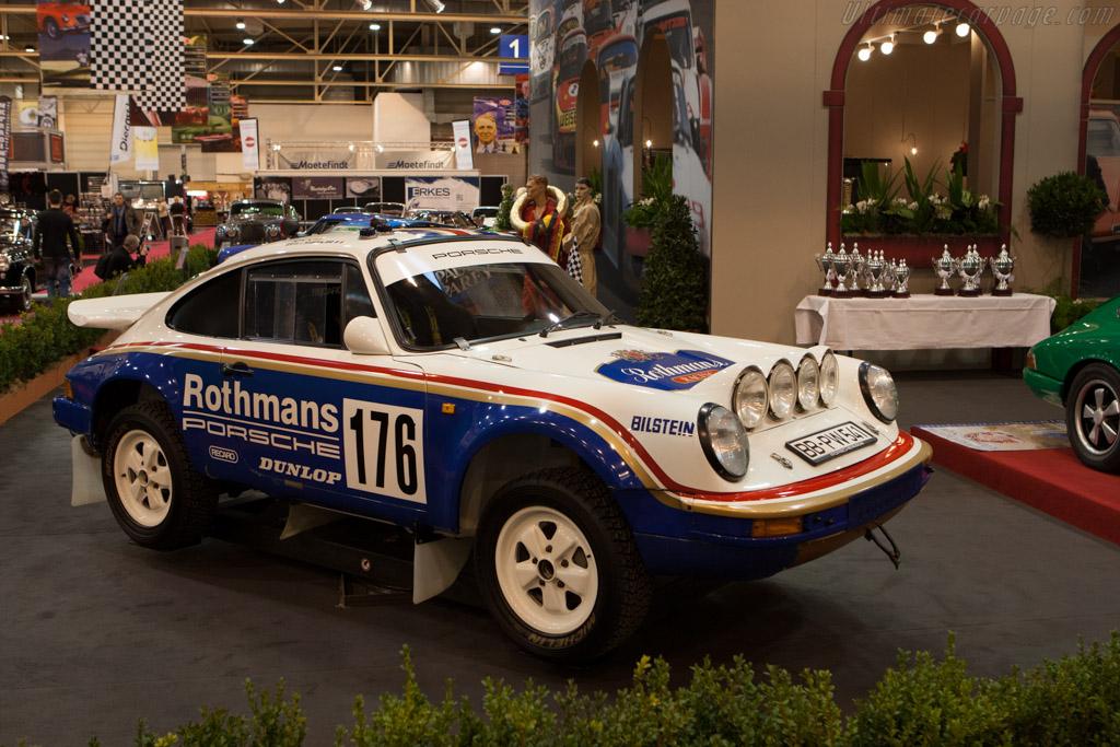 Porsche 911 Dakar    - 2012 Essen Motor Show