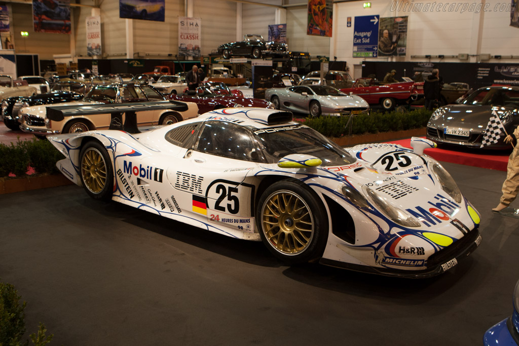 porsche 911 gt1 evo chassis gt1 98 002 2012 essen motor show. Black Bedroom Furniture Sets. Home Design Ideas
