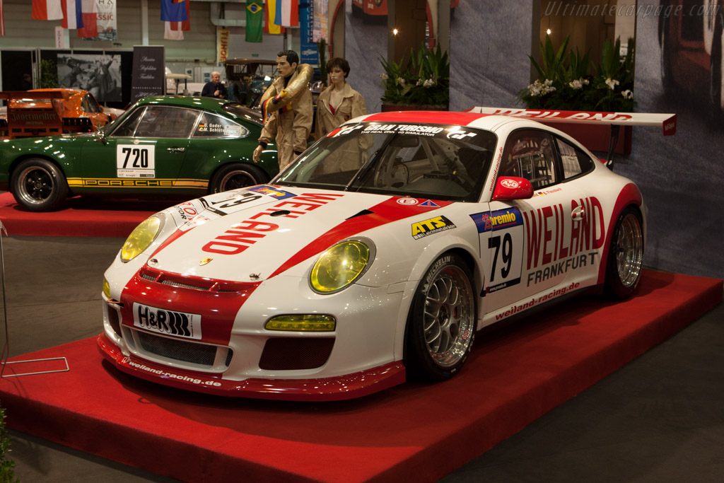 Porsche 911 GT3 Cup    - 2012 Essen Motor Show