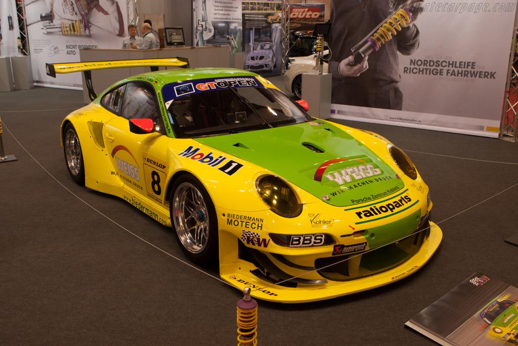 Porsche 911 GT3 R    - 2012 Essen Motor Show