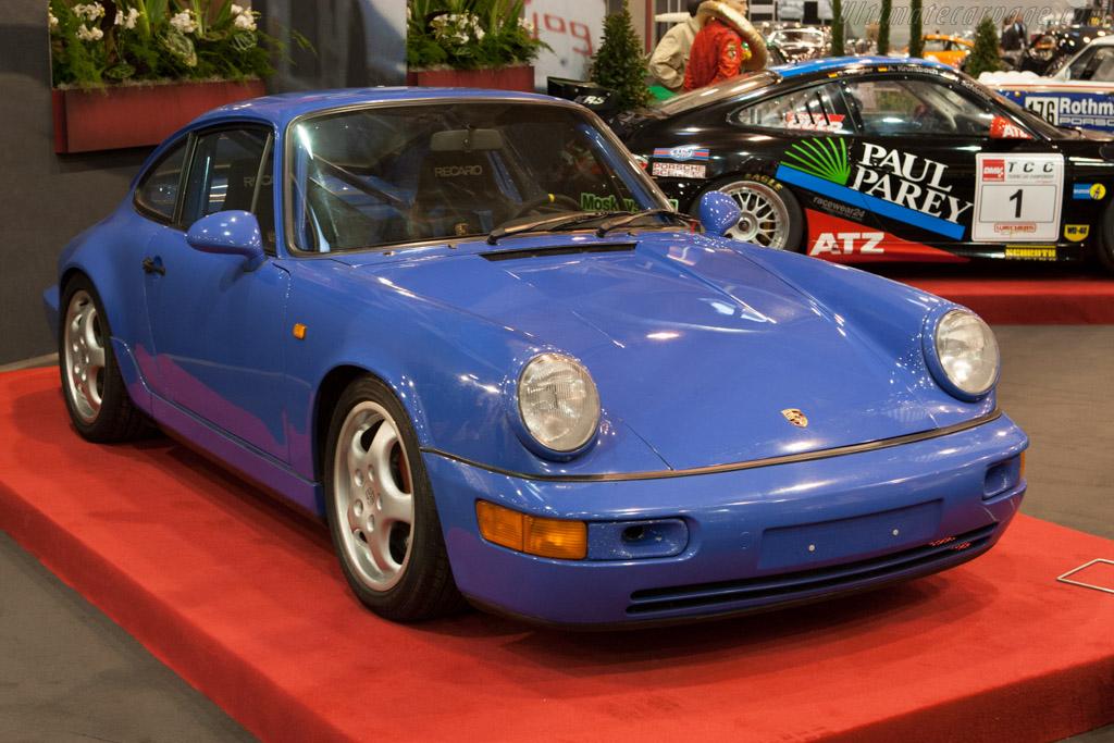 Porsche 911 RS    - 2012 Essen Motor Show