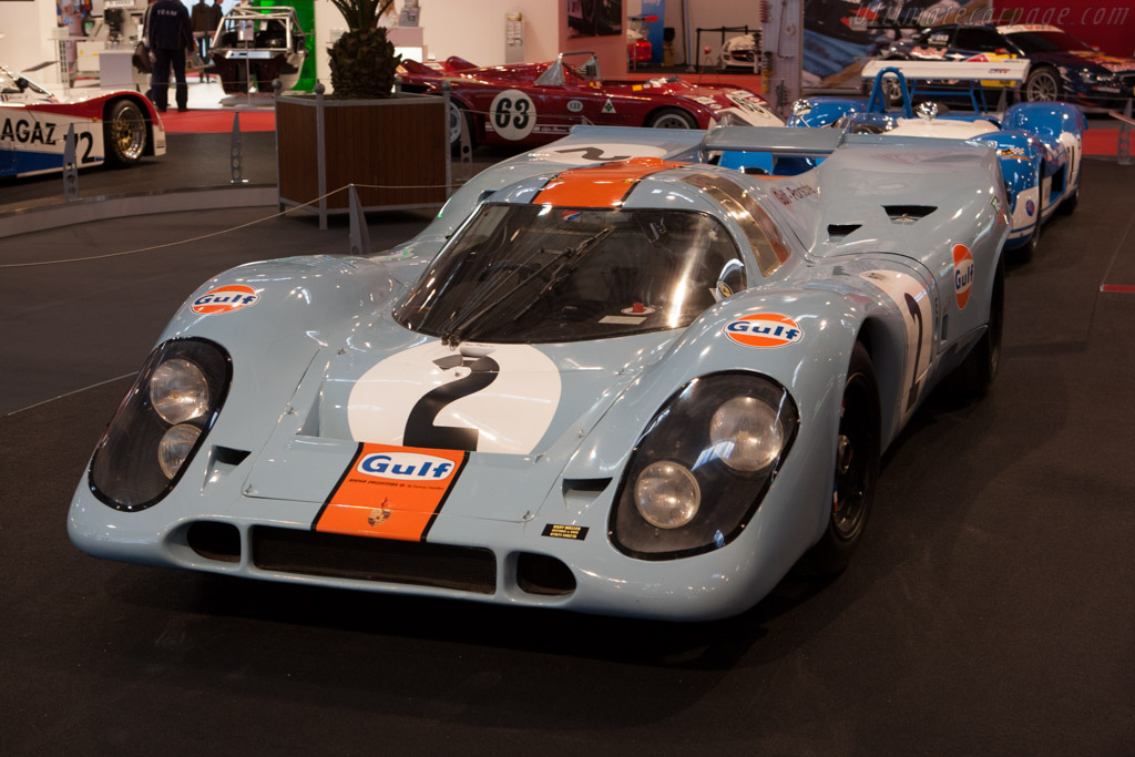 Porsche 917K - Chassis: 917-013   - 2012 Essen Motor Show