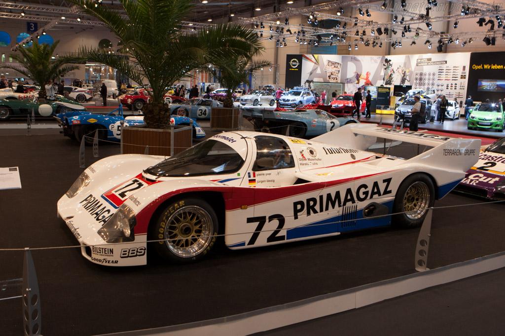 Porsche 962C - Chassis: 962-130   - 2012 Essen Motor Show