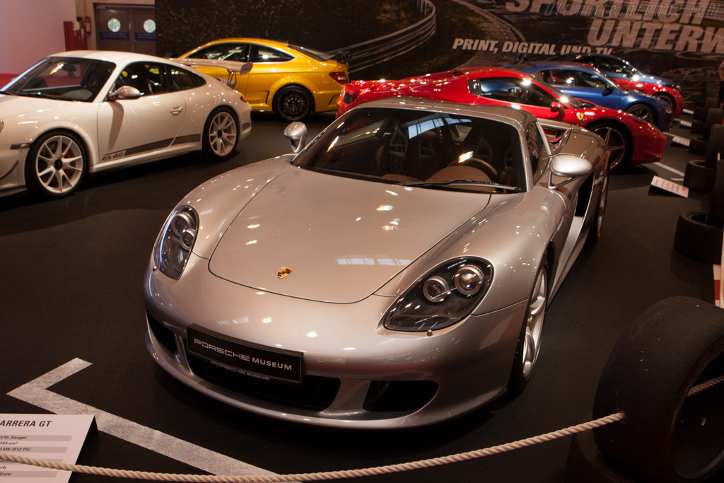Porsche Carrera GT    - 2012 Essen Motor Show