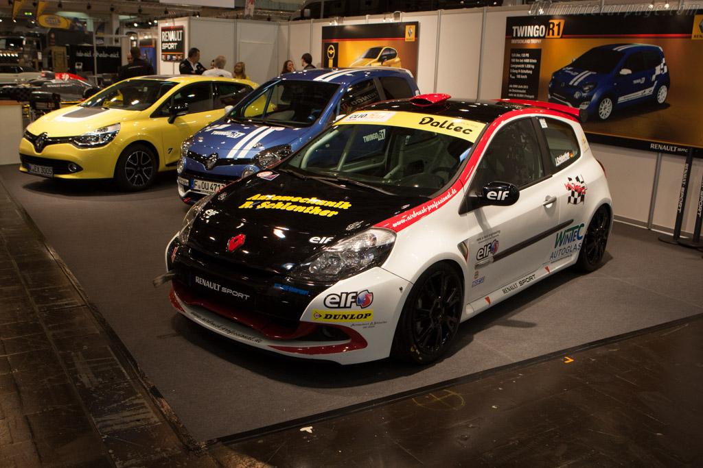 Renault Clio Cup    - 2012 Essen Motor Show