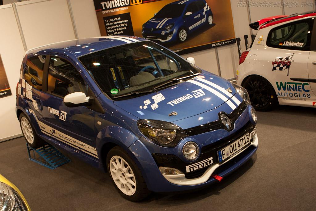 Renault Twingo R1    - 2012 Essen Motor Show