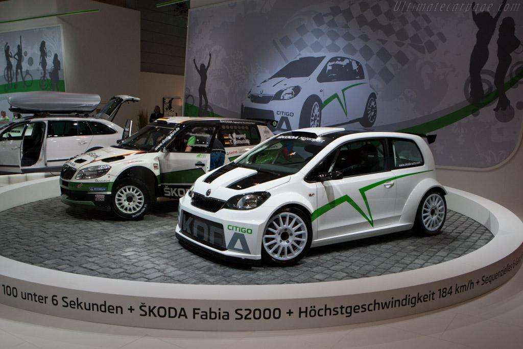 Skoda Citigo    - 2012 Essen Motor Show