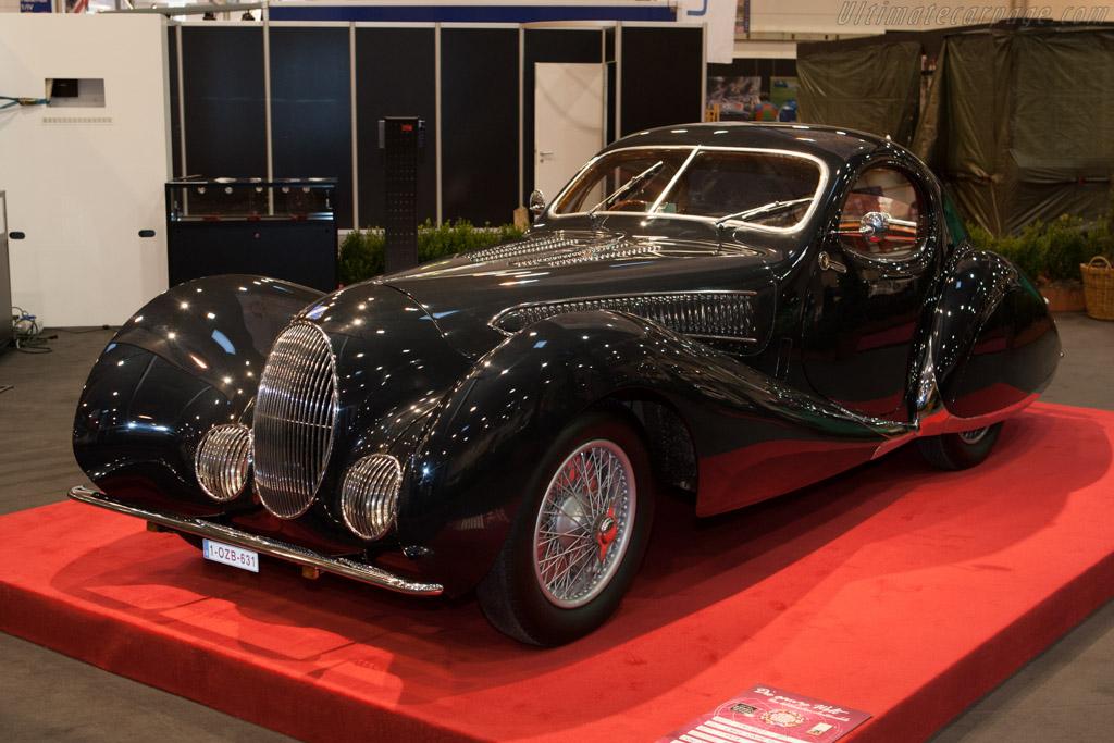 Talbot Lago T150 Teardrop - Chassis: 90123   - 2012 Essen Motor Show