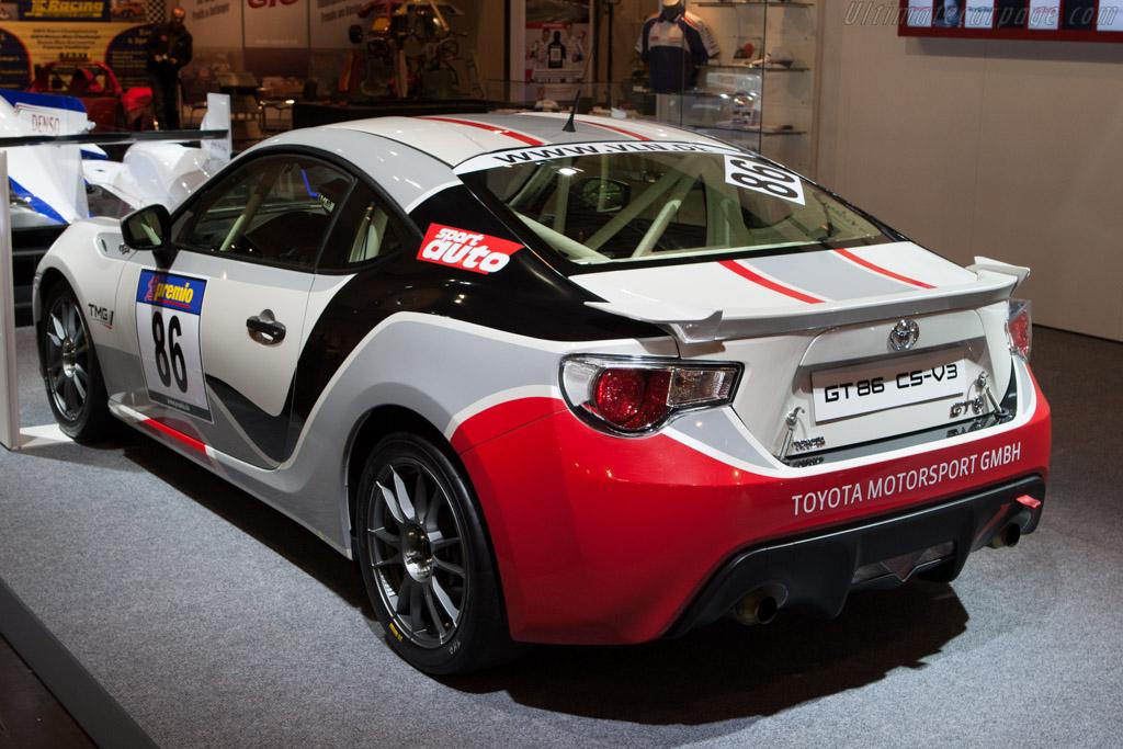 Toyota GT-86 CS-V3    - 2012 Essen Motor Show