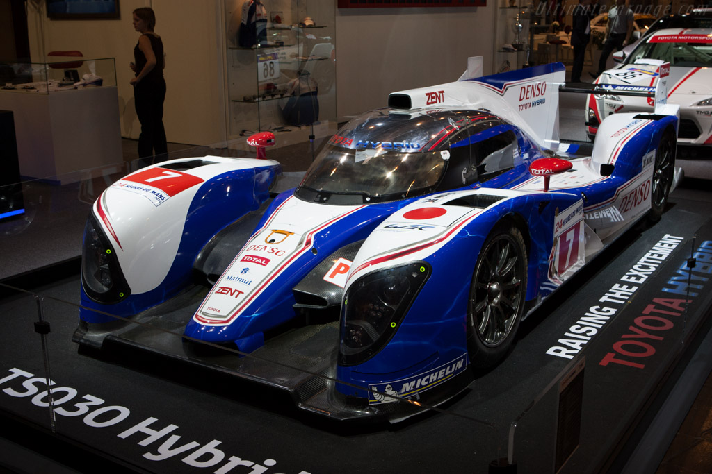 Toyota TS030 Hybrid    - 2012 Essen Motor Show