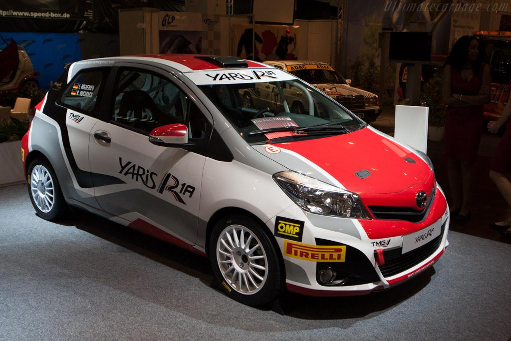 Toyota Yaris R1A   - 2012 Essen Motor Show