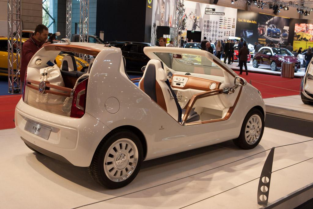 Volkswagen Beach Up!    - 2012 Essen Motor Show
