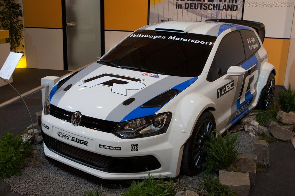 Volkswagen Polo R WRC    - 2012 Essen Motor Show