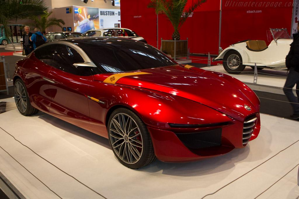 Alfa Romeo Gloria    - 2013 Essen Motor Show