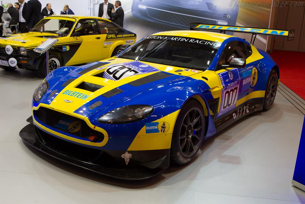 Aston Martin Vantage >> Aston Martin V12 Vantage GT3 - Chassis: 006 - 2013 Essen Motor Show