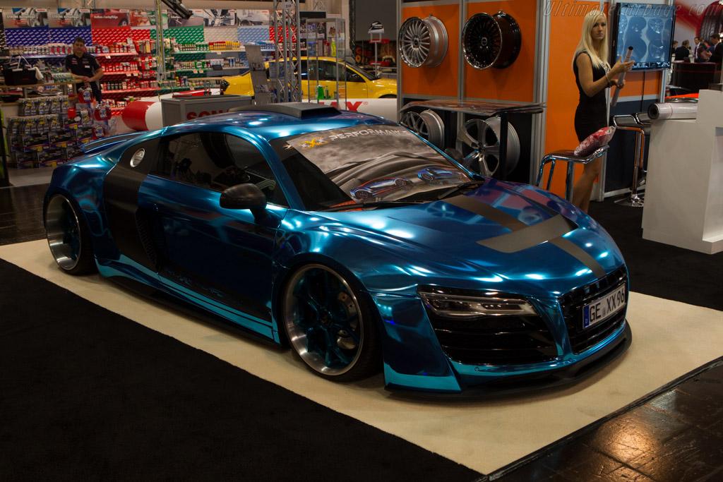 Audi R8    - 2013 Essen Motor Show