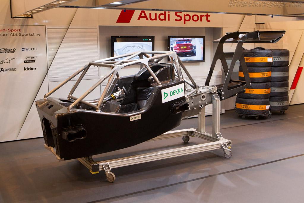 Audi S5 DTM    - 2013 Essen Motor Show