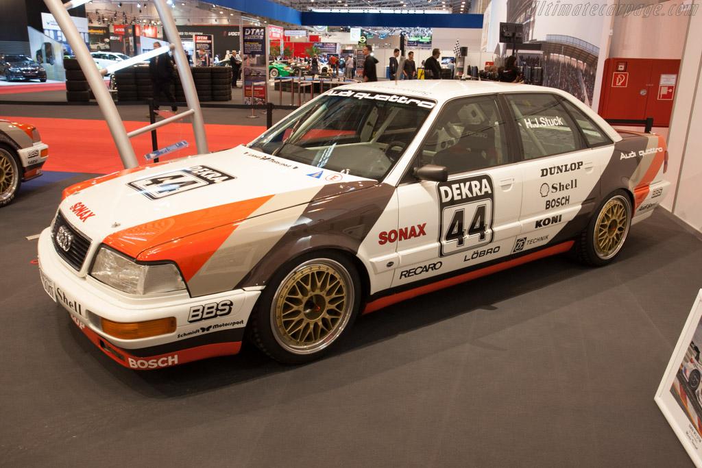 Audi V8 DTM    - 2013 Essen Motor Show