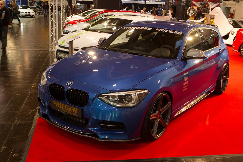 BMW 1-Series    - 2013 Essen Motor Show