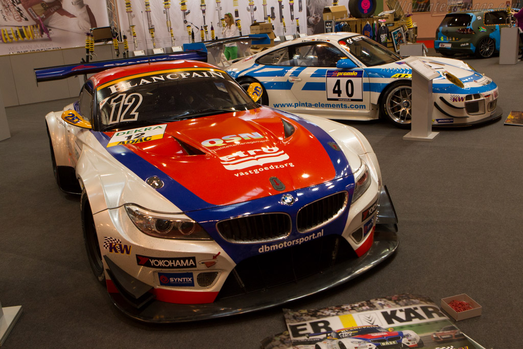 BMW Z4 GT3    - 2013 Essen Motor Show