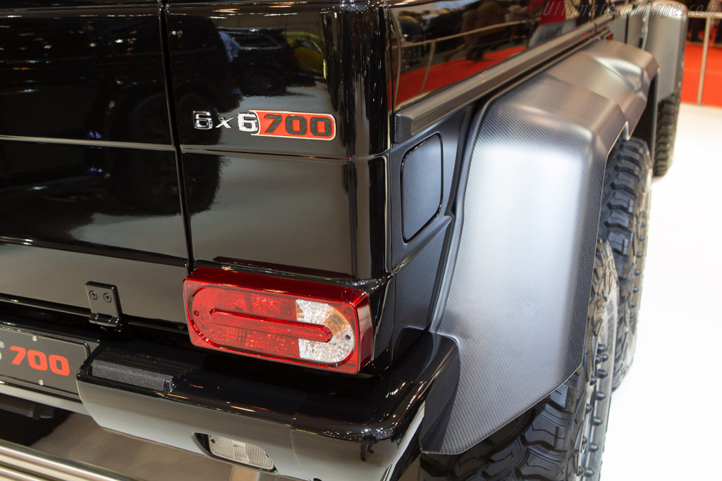 Brabus 700 6x6    - 2013 Essen Motor Show