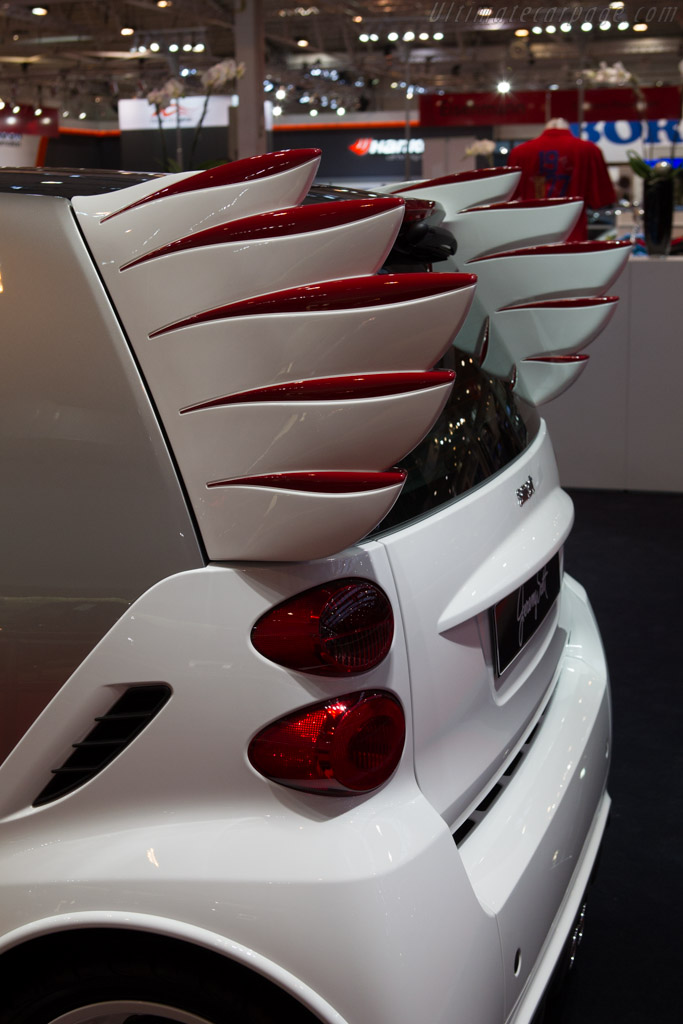 Brabus Smart    - 2013 Essen Motor Show