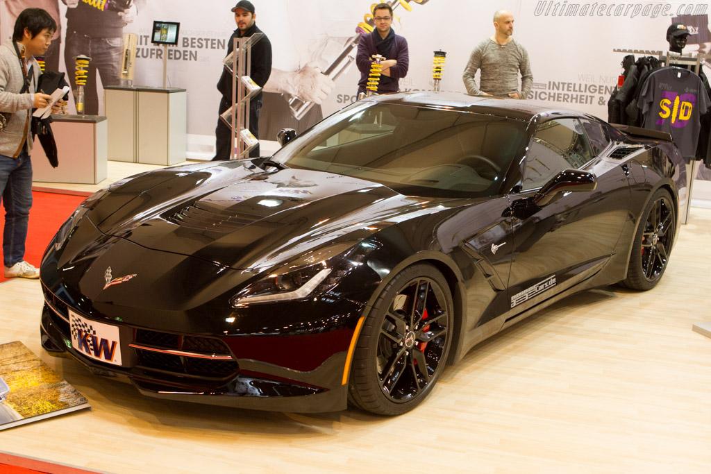 Chevrolet Corvette Stingray - 2013 Essen Motor Show