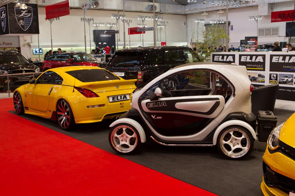 Essen Motor Show 2017 >> Elia Renault Twizy - 2013 Essen Motor Show