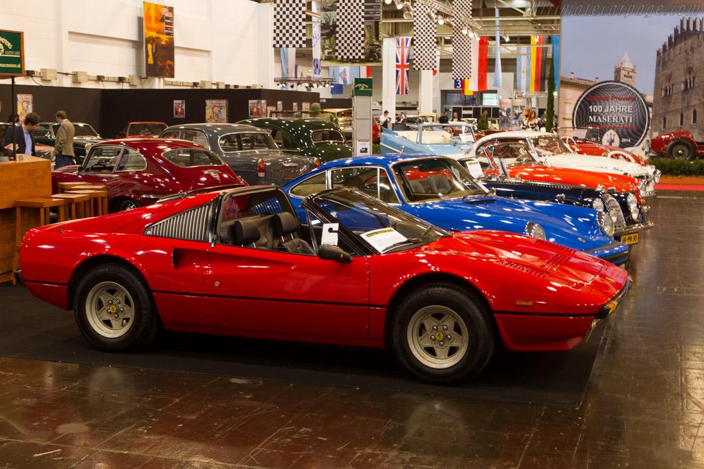 Ferrari 308 GTS    - 2013 Essen Motor Show