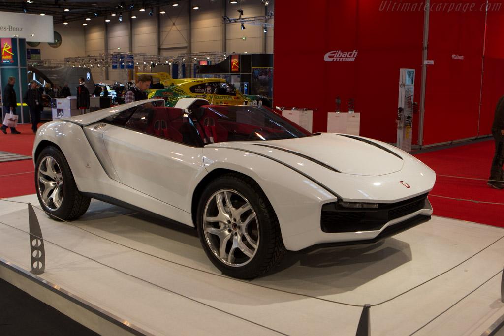 Italdesign Parcours Roadster    - 2013 Essen Motor Show