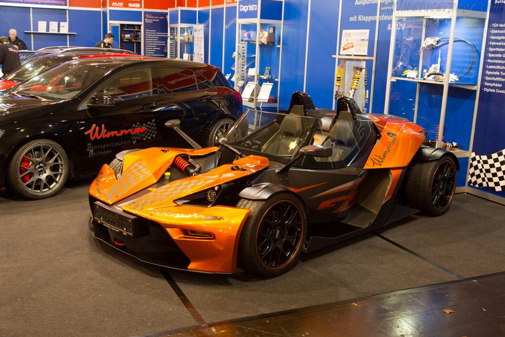 KTM X-Bow GT    - 2013 Essen Motor Show