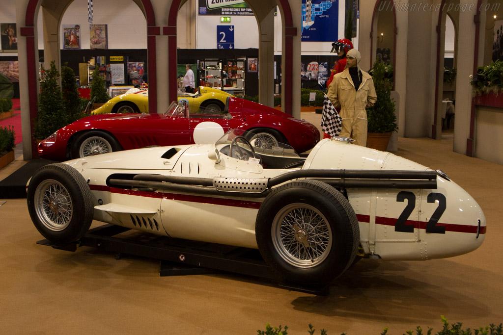 Maserati 250F - Chassis: 2521   - 2013 Essen Motor Show