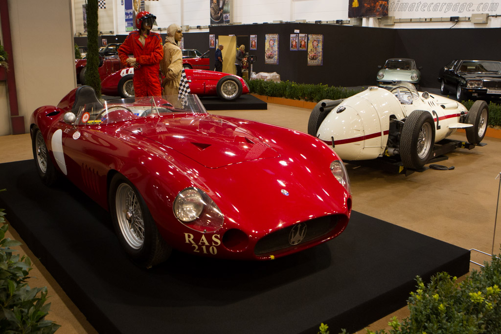 Maserati 300S - Chassis: 3054   - 2013 Essen Motor Show
