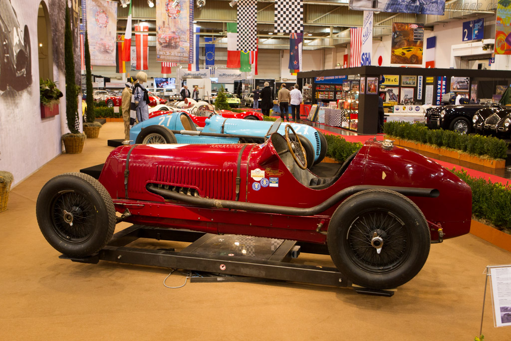 Maserati 8CM - Chassis: 3020   - 2013 Essen Motor Show