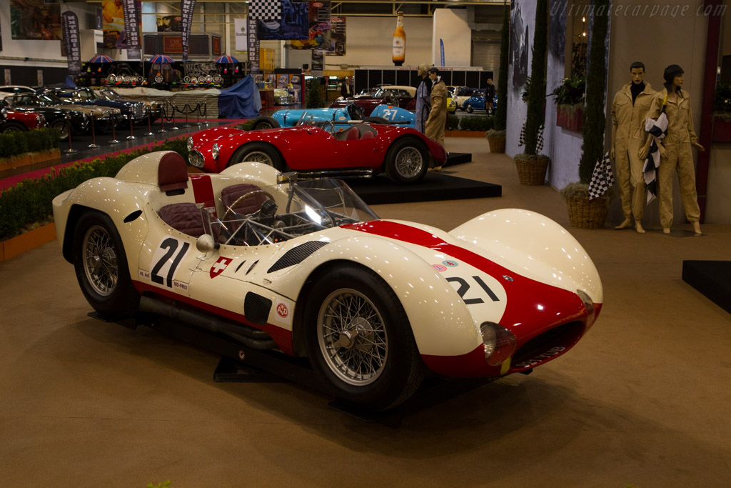 Maserati Tipo 61 Birdcage - Chassis: 2455   - 2013 Essen Motor Show