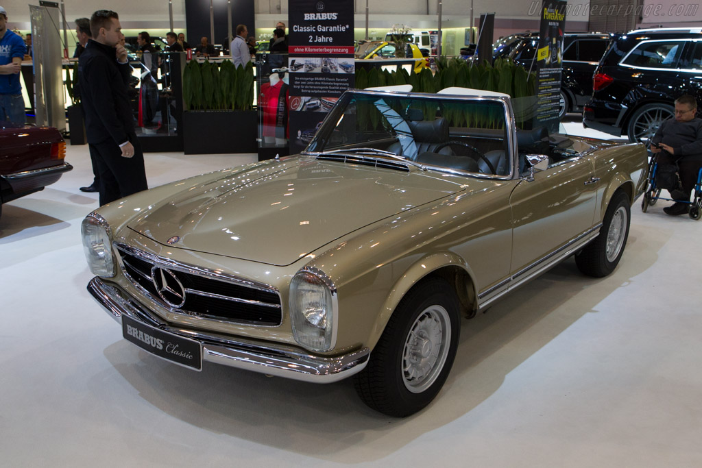 Mercedes benz 230 sl 2013 essen motor show for Mercedes benz lease return
