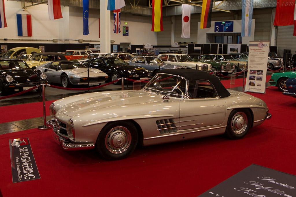 Mercedes-Benz 300 SL Roadster    - 2013 Essen Motor Show