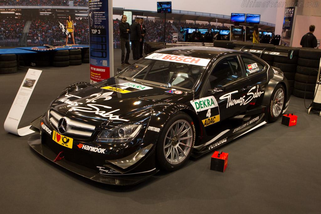 Mercedes-Benz C-Class DTM    - 2013 Essen Motor Show